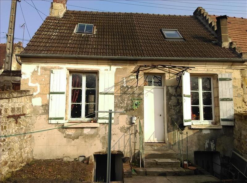Vente maison / villa Attichy 81000€ - Photo 1