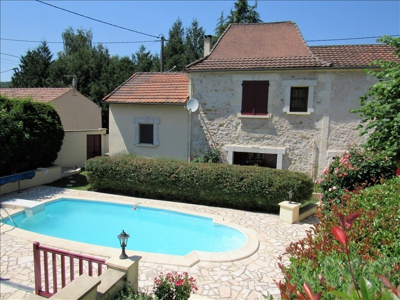 Sale house / villa Bergerac 245000€ - Picture 1
