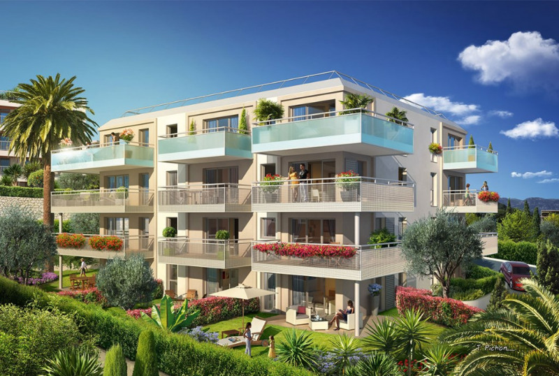 Rental apartment Saint laurent du var 869€ CC - Picture 2