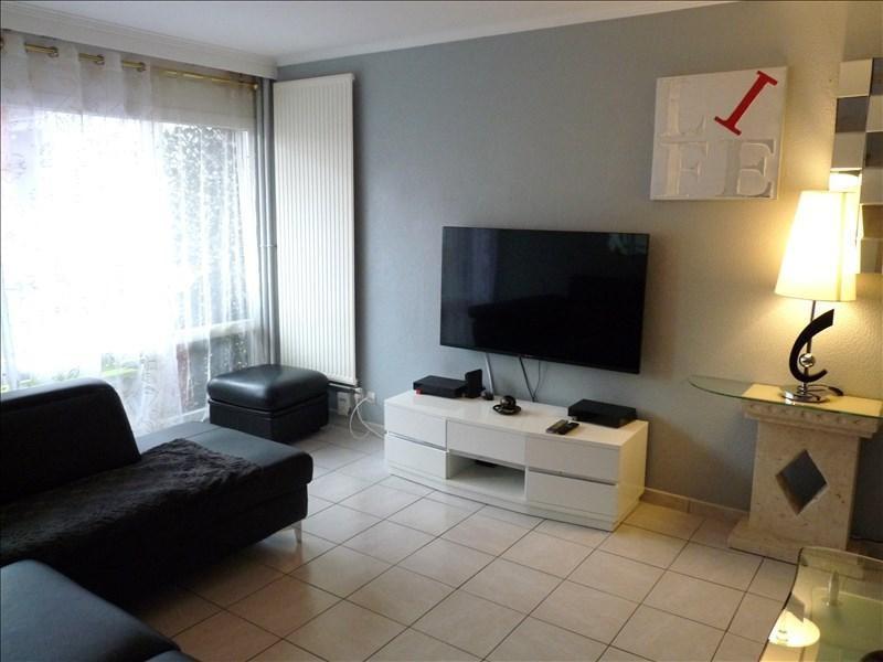 Sale apartment Villeurbanne 198000€ - Picture 1