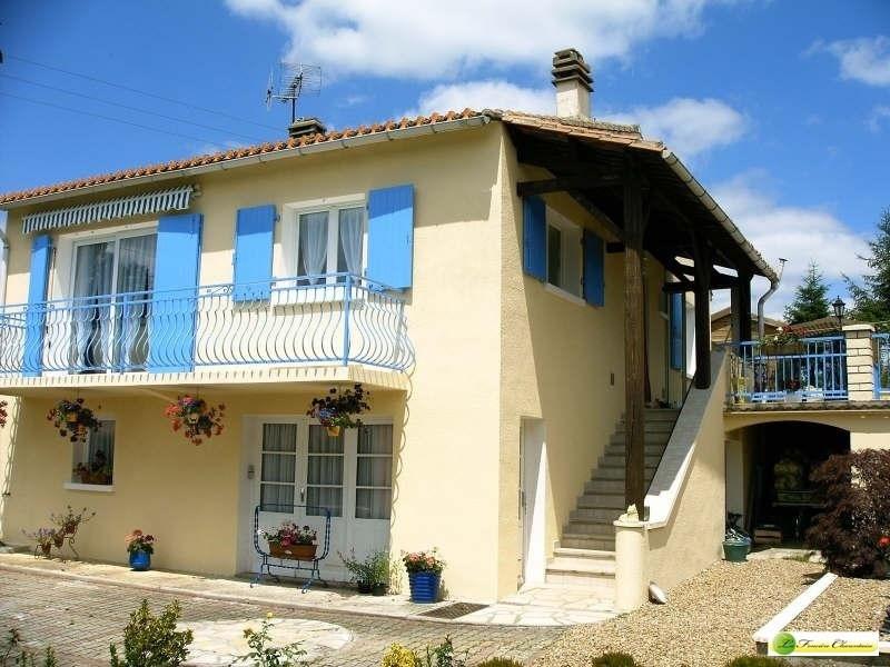 Vente maison / villa Mansle 98000€ - Photo 1