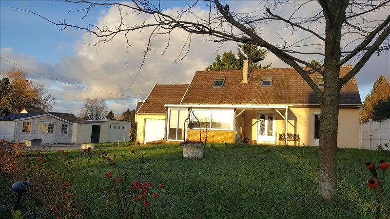 Vente maison / villa Crepy en valois 195000€ - Photo 1