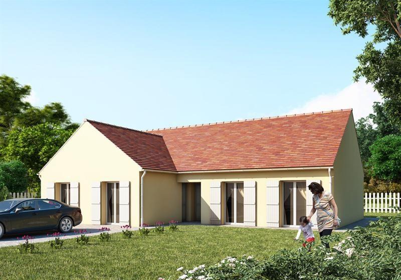 Maison  6 pièces + Terrain Pocé-sur-Cisse par MAISONS PIERRE
