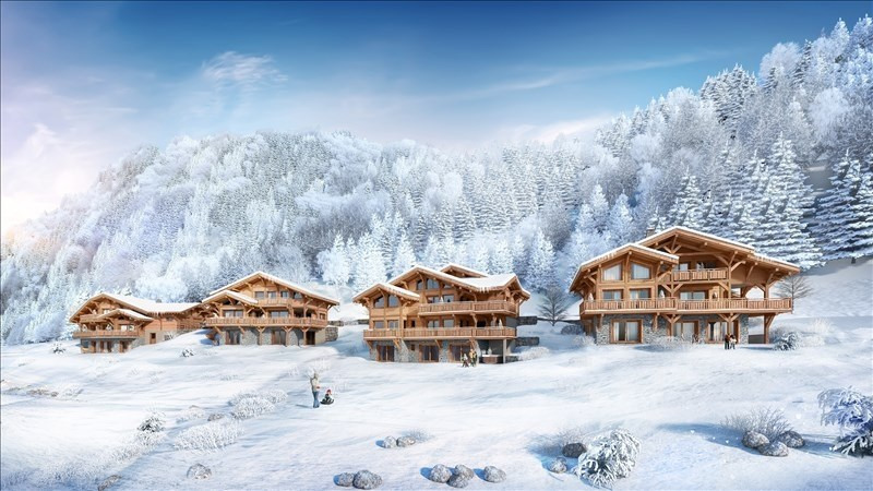 Deluxe sale house / villa Morzine 2200000€ - Picture 3