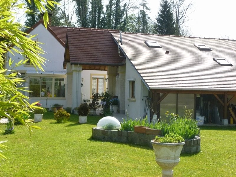 Vente maison / villa Mortefontaine en thelle 377 000€ - Photo 1