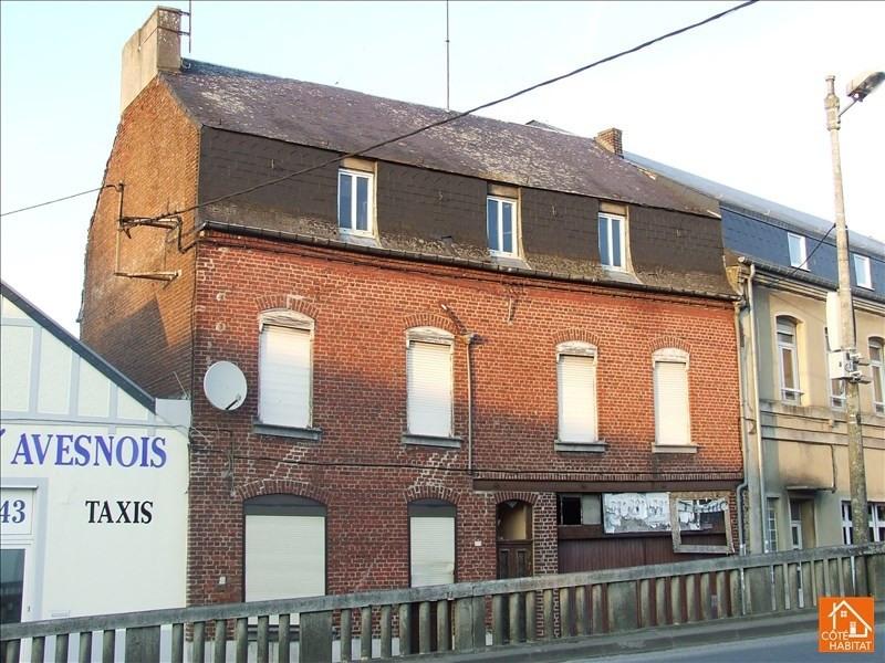 Sale house / villa Avesnes sur helpe 38800€ - Picture 1