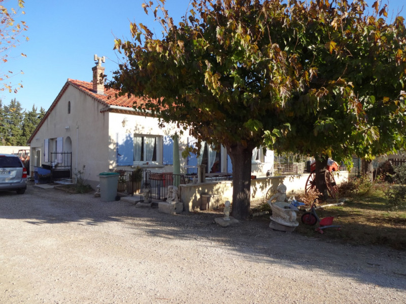 Vente maison / villa Althen des paluds 295 000€ - Photo 2