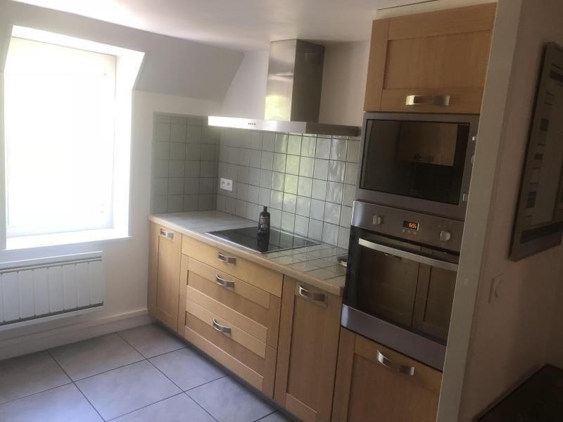 Rental apartment Honfleur 725€ CC - Picture 1