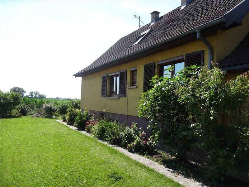 Vente maison / villa Andolsheim 299000€ - Photo 3