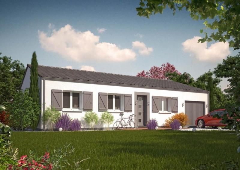 Maison  5 pièces + Terrain 650 m² Cadillac par MAISONS M.C.A.