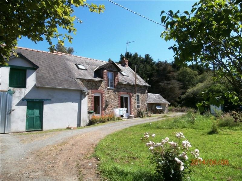 Vente maison / villa St aubin des chateaux 148400€ - Photo 1