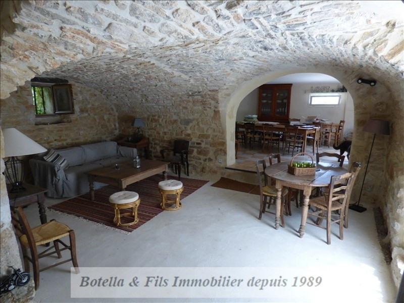 Verkoop  huis Barjac 399900€ - Foto 5