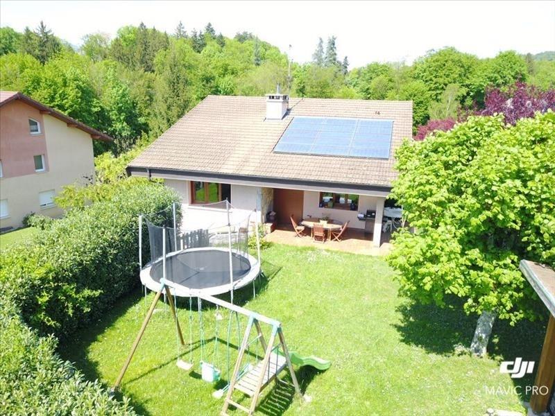 Vente maison / villa Aix les bains 550000€ - Photo 2