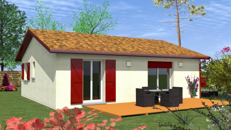 Maison  3 pièces + Terrain Sames par MAISONS CONFORECO - AGENCE PEYREHORADE
