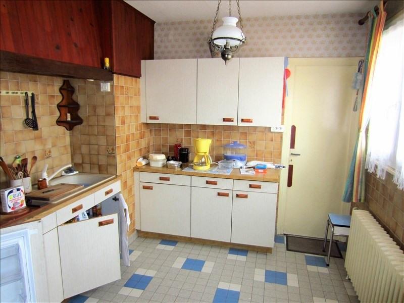 Vente maison / villa Bourbon lancy 80000€ - Photo 4