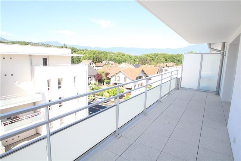 Vente appartement Barberaz 379000€ - Photo 2