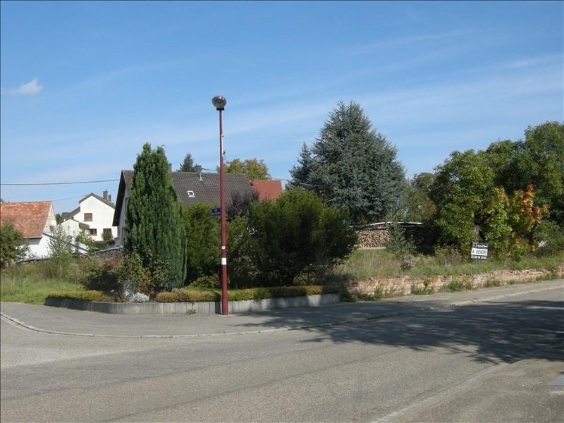 Verkauf grundstück Wissembourg 106379€ - Fotografie 2