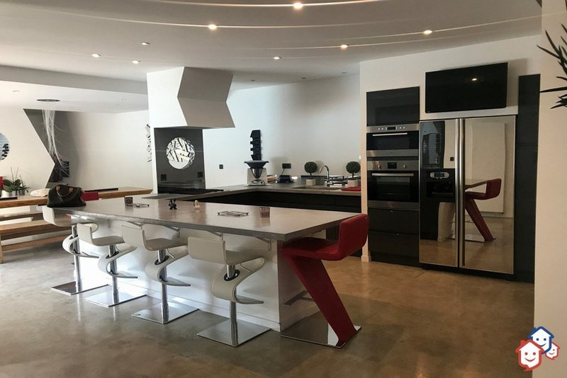 Vente de prestige maison / villa Courthezon 599000€ - Photo 4