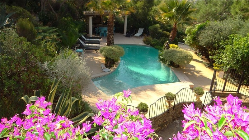 Deluxe sale house / villa Rayol canadel sur mer 755000€ - Picture 7
