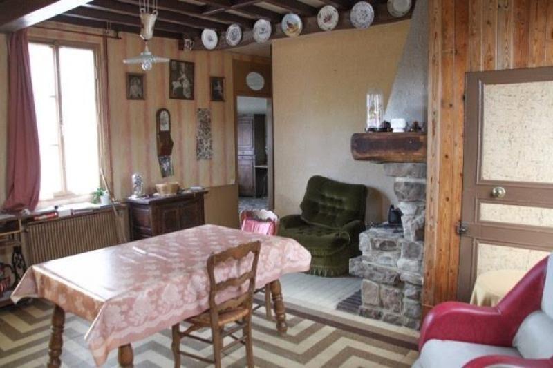 Vente maison / villa Toutencourt 75000€ - Photo 2