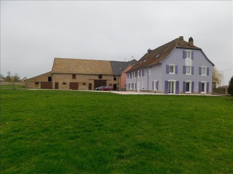 Revenda residencial de prestígio casa Saverne 655000€ - Fotografia 1