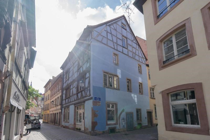 Location appartement Strasbourg 675€ CC - Photo 1