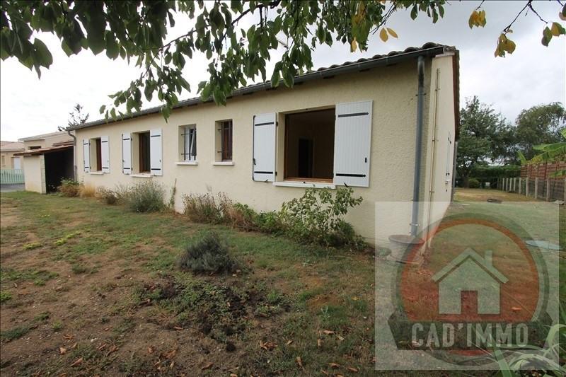Vente maison / villa Rouffignac de sigoules 129000€ - Photo 5