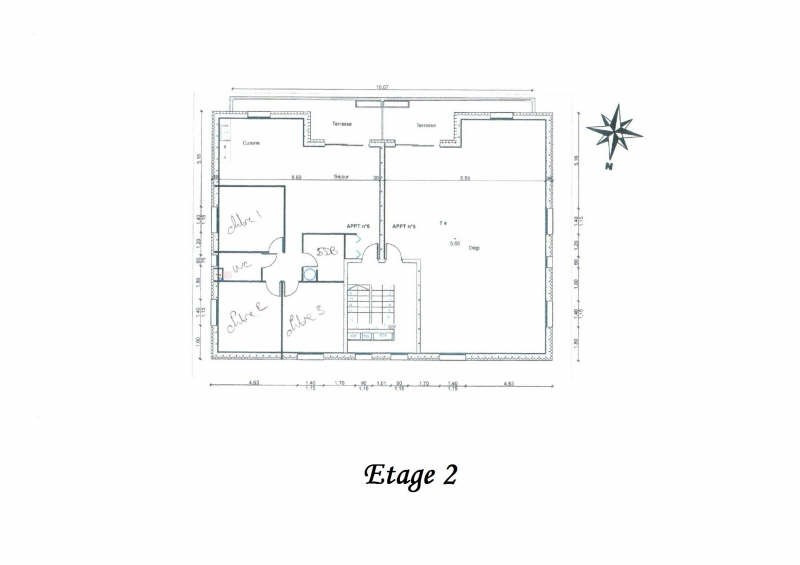 Sale apartment Cluses 240000€ - Picture 2