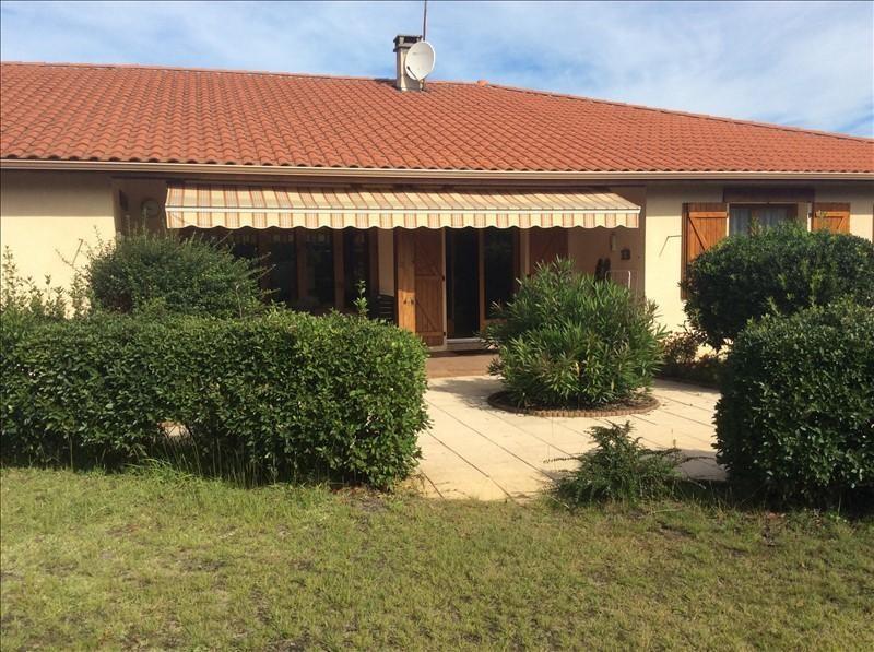 Vente maison / villa Biscarrosse 414000€ - Photo 1