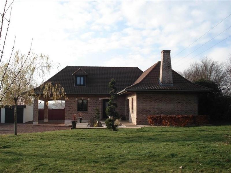 Sale house / villa Fresnes les montauban 277000€ - Picture 1