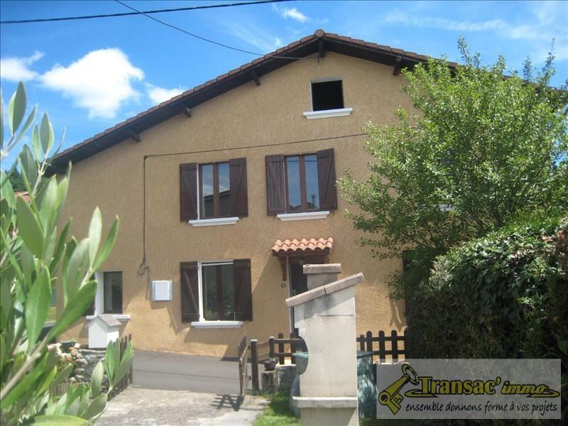 Vente maison / villa Puy guillaume 88970€ - Photo 1