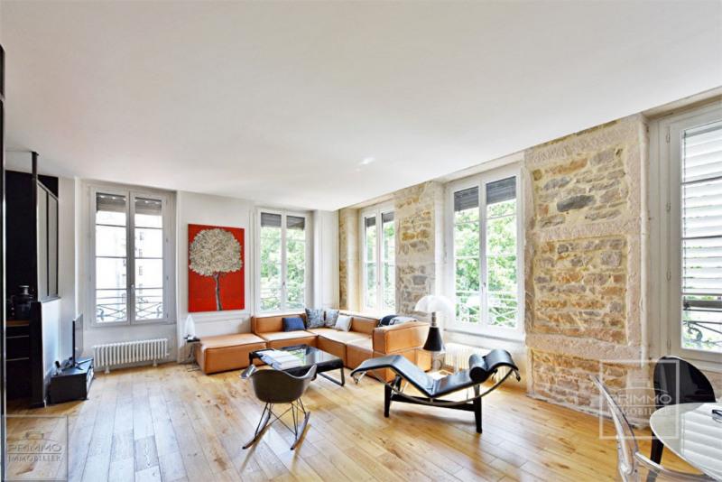 Vente de prestige appartement Lyon 1er 498000€ - Photo 2