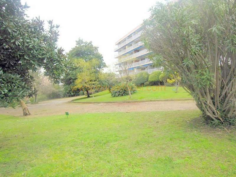 Vente appartement Antibes 183000€ - Photo 7