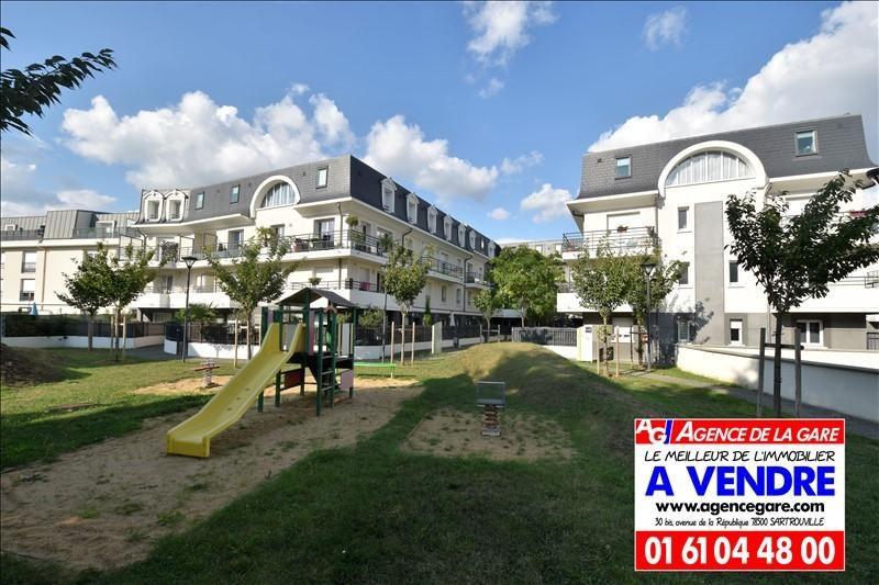 Vente appartement Sartrouville 258000€ - Photo 1