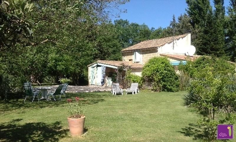 Deluxe sale house / villa Uzes 550000€ - Picture 2