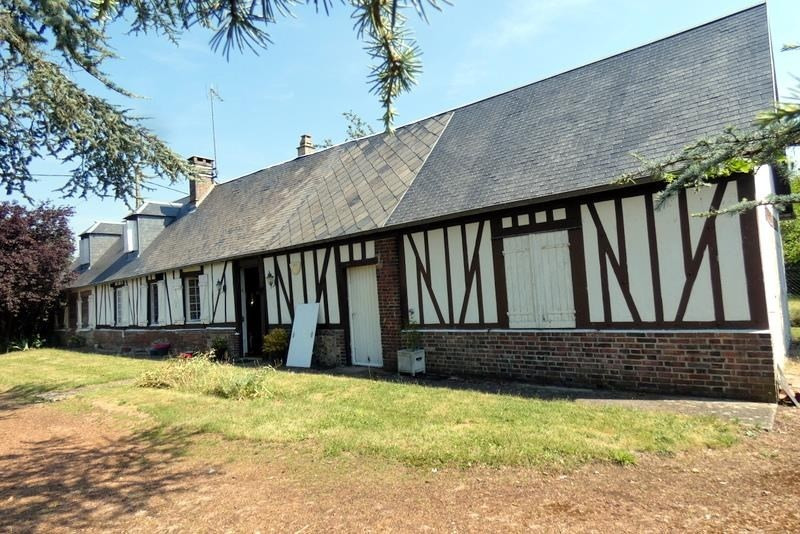 Vente maison / villa Conches en ouche 137500€ - Photo 1
