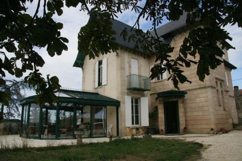 Deluxe sale house / villa Plassac 1400000€ - Picture 3