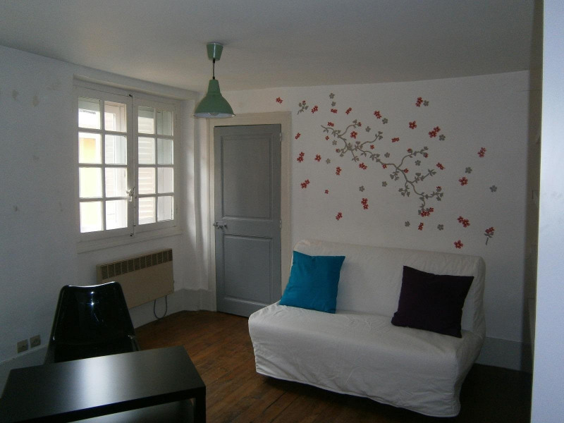 Rental apartment Grenoble 410€ CC - Picture 1