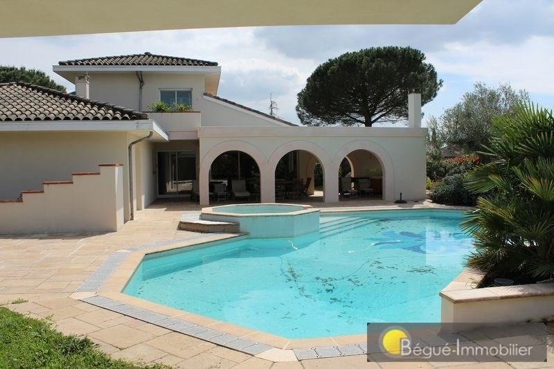 Vente de prestige maison / villa Pibrac 760000€ - Photo 1