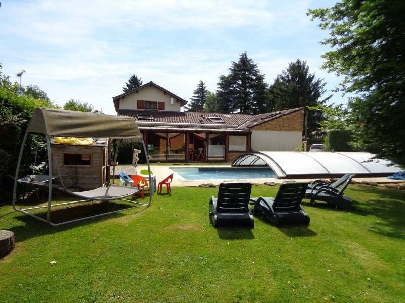Sale house / villa Lesigny 575 000€ - Picture 1
