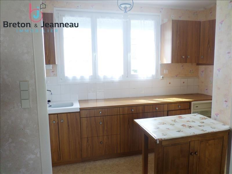 Vente maison / villa St berthevin 54500€ - Photo 7