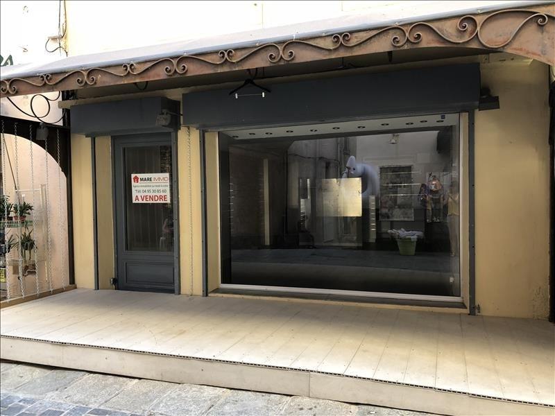 Vente local commercial L ile rousse 85000€ - Photo 1