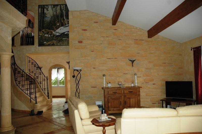 Vente maison / villa Villefranche sur saone 490000€ - Photo 1
