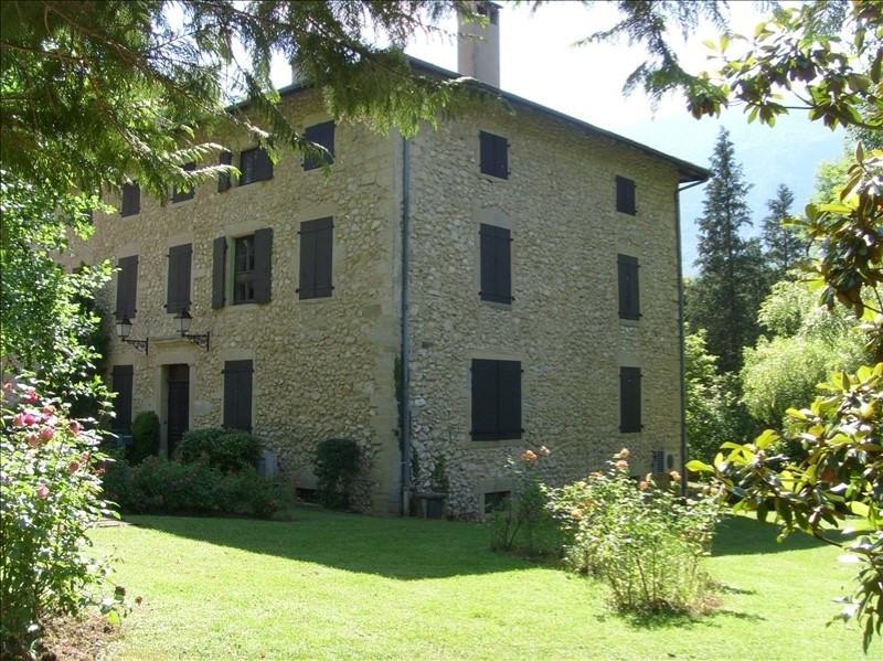 Vente de prestige maison / villa St jean en royans 776000€ - Photo 12