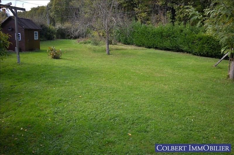 Vente terrain Auxerre 45000€ - Photo 1