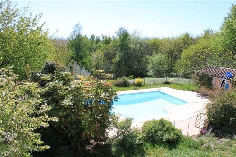 Sale house / villa St sorlin de vienne 415000€ - Picture 2