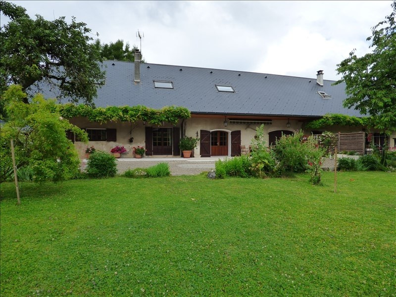 Deluxe sale house / villa Seynod 875 000€ - Picture 1