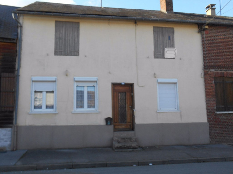 Sale house / villa Crevecoeur le grand 76 000€ - Picture 1
