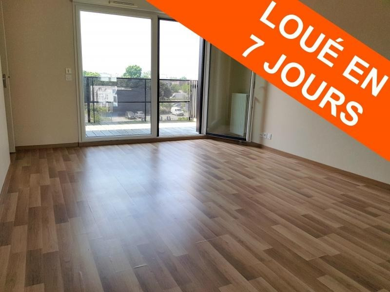 Location appartement Vezin le coquet 632€ CC - Photo 1