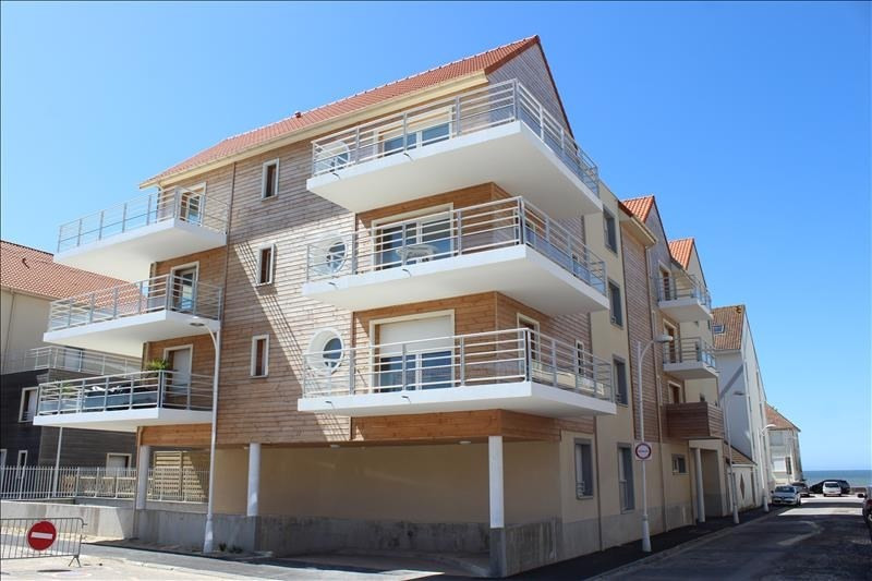 Vente appartement Fort mahon plage 168000€ - Photo 1